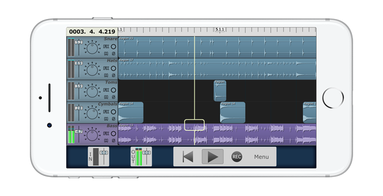 free your creativity with multitrack